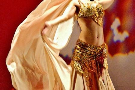 activites evjf marrakech cours de danse orientale