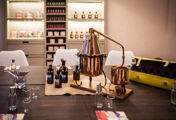 atelier evjf creation de parfums