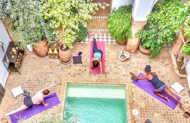 cours de yoga evjf milan
