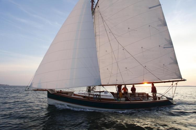idee evjf croisière en voilier