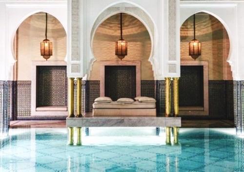 spa evjf marrakech