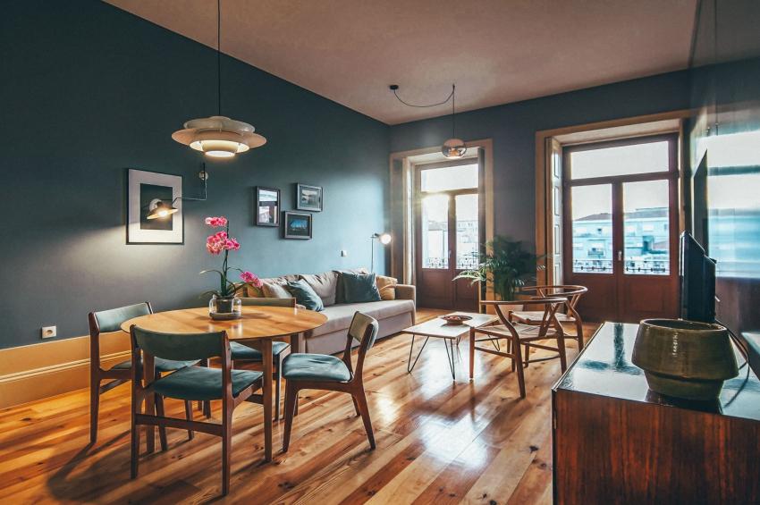 appartement modern en location a porto