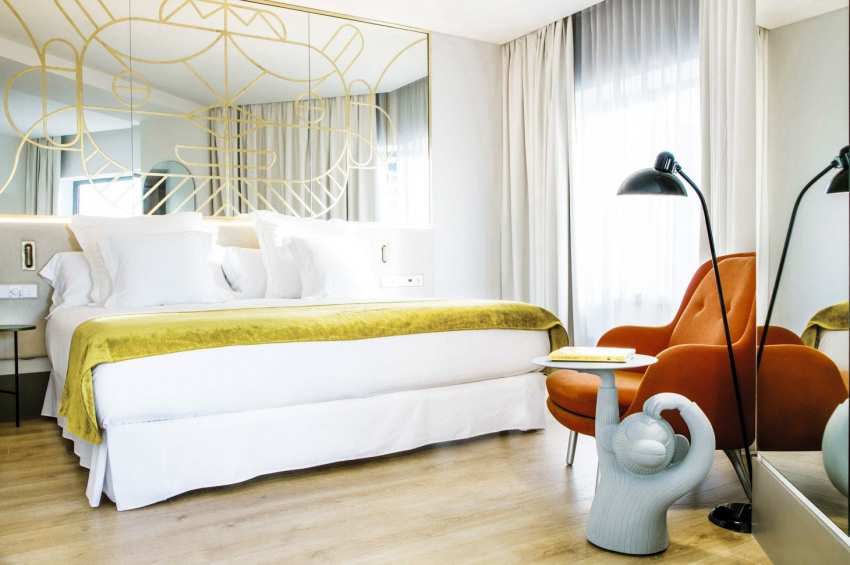 chambre dhotel luxueuse a bordeaux