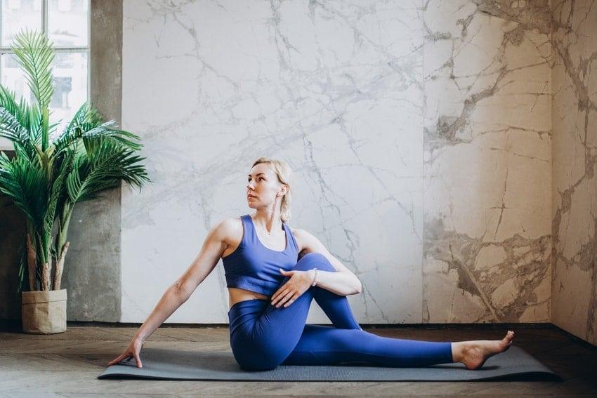 cours de yoga evjf