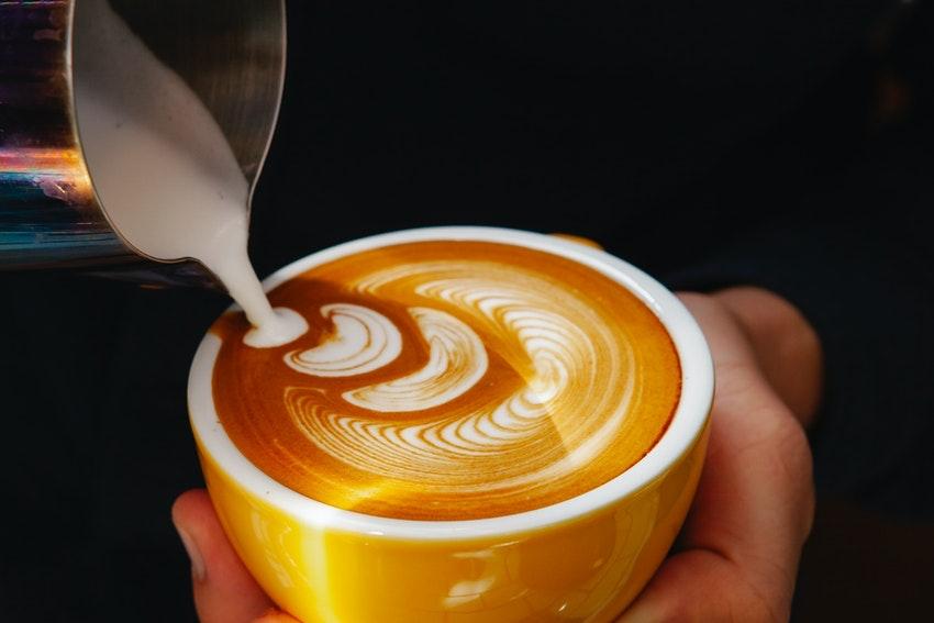 atelier cafe latte art coffee shop