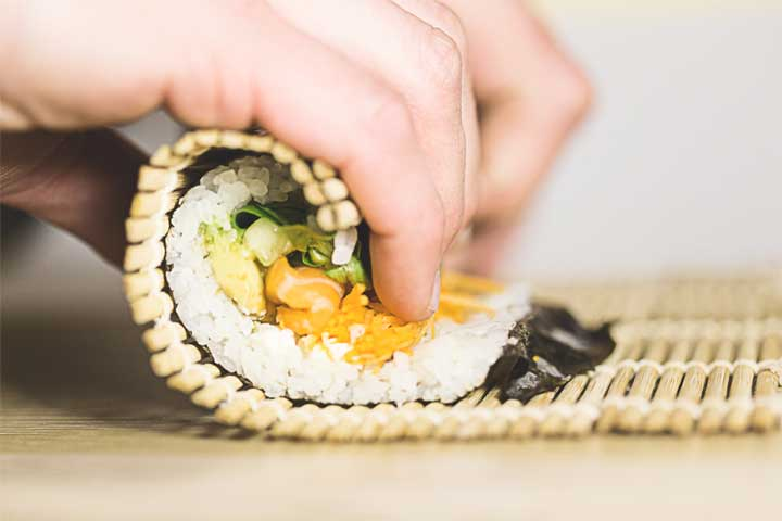 atelier sushi deauville