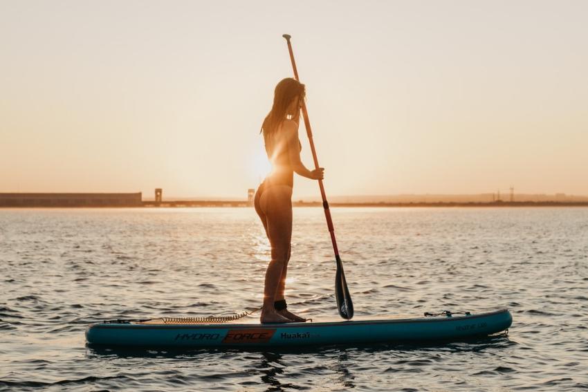 excursion en paddle evjf