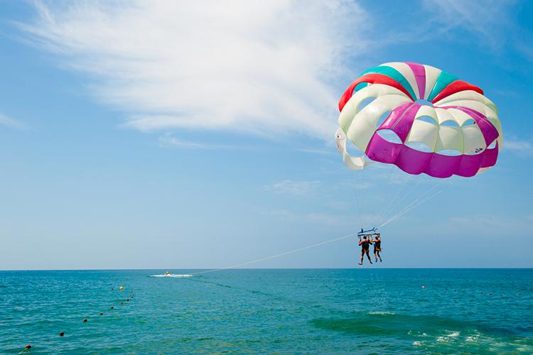 parachute ascensionnel evjf
