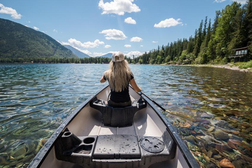 activite canoe evjf